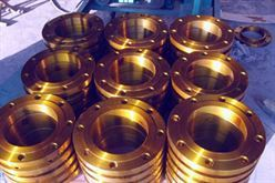 copper nickels flange manufacturers
