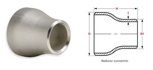 Forged Fitting Reducer manufacturer india