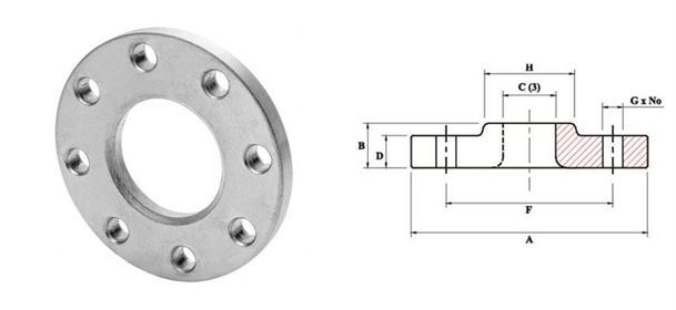 Lap Joint Flanges manufacturer india