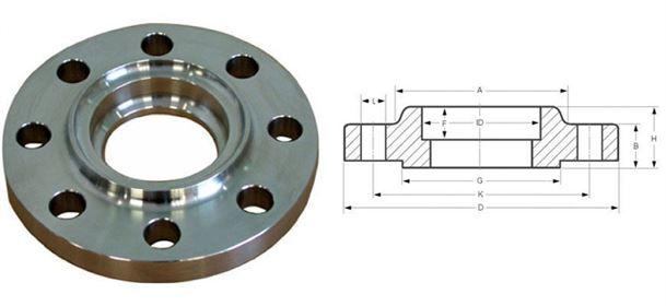 socket weld flanges manufacturer india