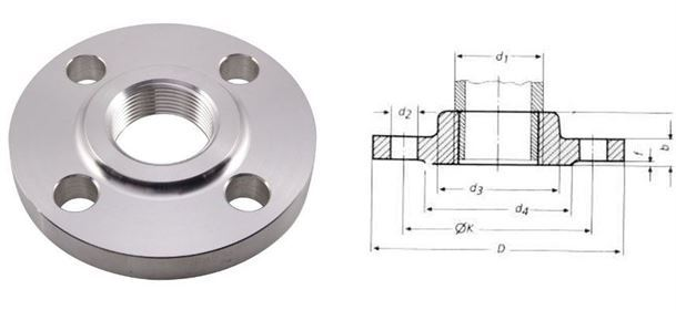 Threaded Flanges manufacturer india