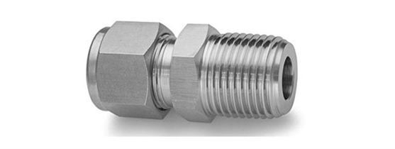 BSP Male Connector Fittings Manufacturer in India