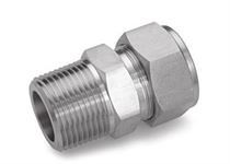 Ferrule BSP Male Connector Fitting Supplier in India