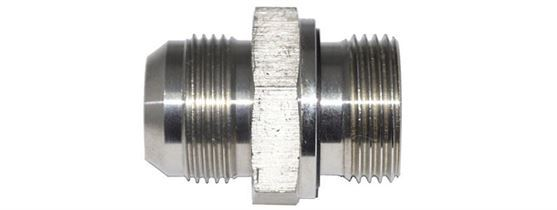 BSPP Male Connector Fittings Manufacturer in India