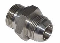 Ferrule BSPP Male Connector Fitting Supplier in India