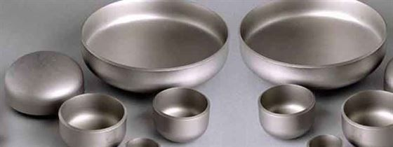 Buttweld Fittings End Caps manufacturer india
