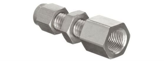 Female Bulkhead Connector Fittings Manufacturer in India