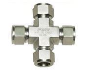 ferrule union cross fitting