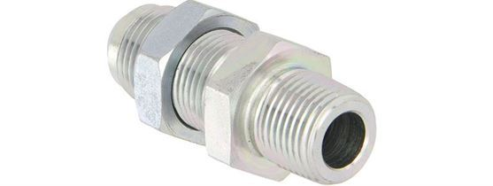 Male Bulkhead Connector Fittings Manufacturer in India