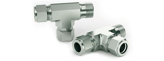 Male Run Tee Fittings Manufacturer in India