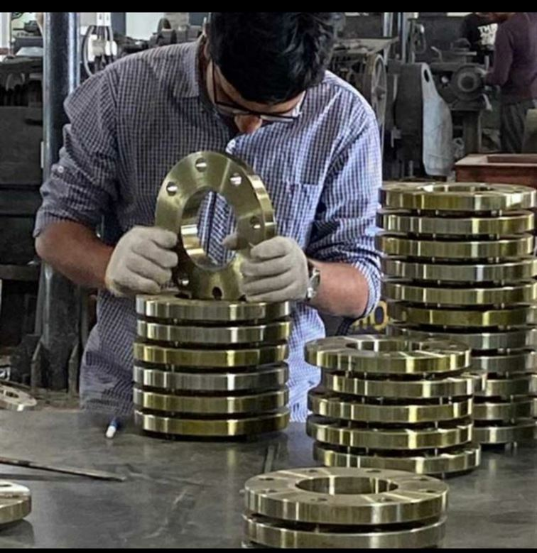 Best Quality Flanges manufactacturer supplier in India