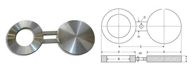 Spectacle Flanges manufacturer india