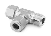 Stainless Steel Male Run Tee Fitting Manufacturer in India