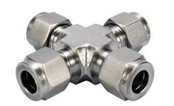 Stainless steel Union Cross Fitting Manufacturer in India