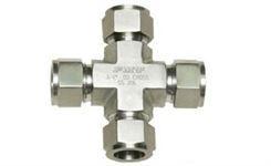 Ferrule Union Cross Fitting Supplier in India