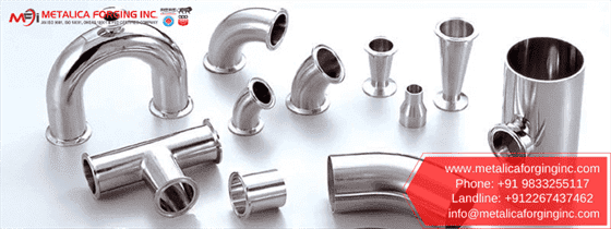 ASTM A403 WP316L Stainless Steel Pipe Fittings manufacturer india