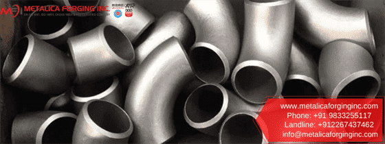 ASTM A420 WPL6 Buttweld Pipe Fittings manufacturer india
