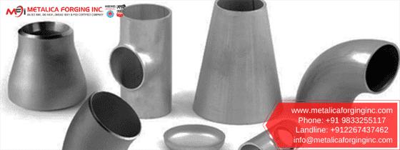 Duplex Steel Buttweld Fittings manufacturer india