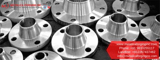 Duplex Steel UNS S31803/UNS S32205 Flanges manufacturer india