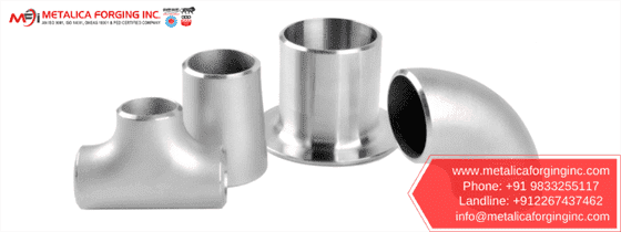 Inconel 600 Buttweld Fittings manufacturer india