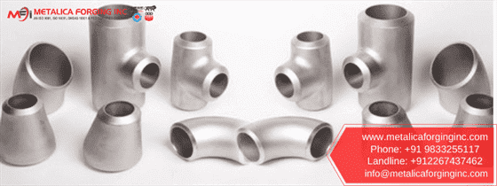 Super Duplex Steel Buttweld Fittings manufacturer india