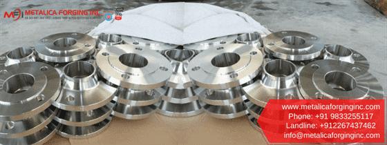 Super Duplex Steel UNS S32750 / UNS S32760 Flanges manufacturer india