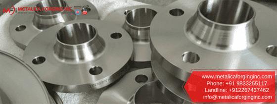 Titanium FLanges manufacturer india