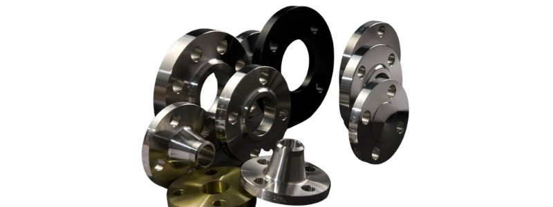 Mild Steel Flanges Manufacturer in India