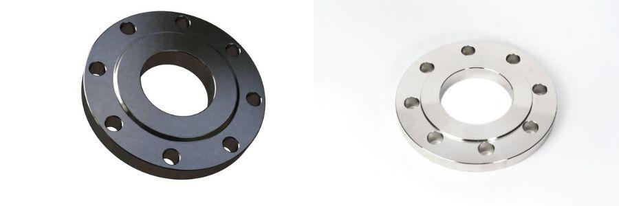 Carbon Steel Flanges Vs Mild Steel Flanges